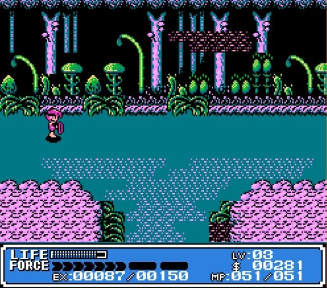 Crystalis Review Nintendo 1990 Infinity Retro