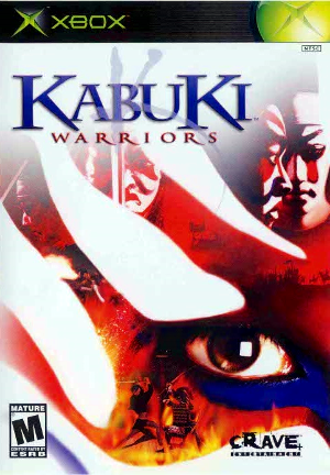 Kabuki Warriors Review (Microsoft Xbox, 2001)