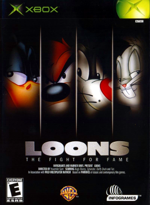 Loons: The Fight for Fame Review (Microsoft Xbox, 2002)