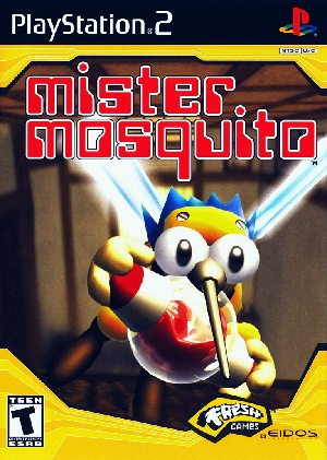 Mister Mosquito Review (Sony PlayStation 2, 2002)
