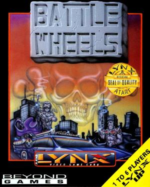 Battle Wheels Review (Atari Lynx, 1993)