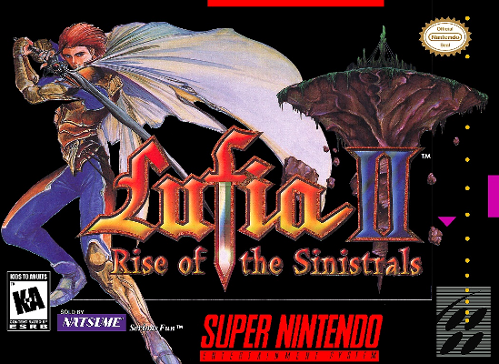 Lufia II: Rise of the Sinistrals Review (Super Nintendo, 1996)